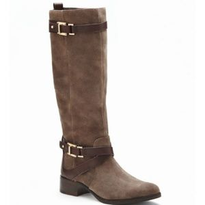 LOUISE ET CIE YORK DOUBLE BUCKLE RIDING BOOT Sz 6